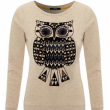 Twit-twoo! Owl prints invade the fashion world (along with cartoon prints and polka dots)