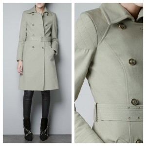 Zara coats, Zara jackets, bloggers' autumn fashion picks, Erica Davies, Modern Mum Must-have
