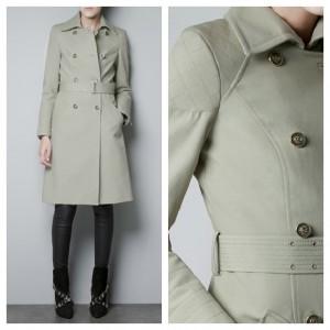 Zara coats, Zara jackets, bloggers' autumn fashion picks, Erica Davies, Modern Mum Must-have