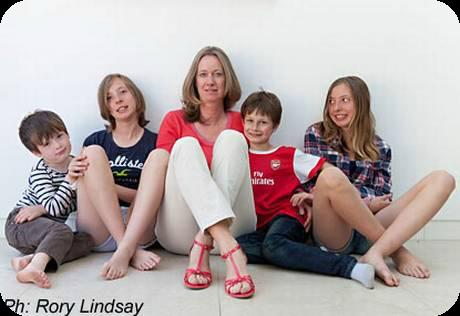 Justine Roberts, Mumsnet, Twelve Mums Of Christmas