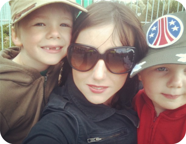 Sali Hughes, Brighton, family life, motherhood, work life balance