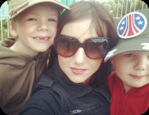 Sali Hughes, Brighton, family life, motherhood, work life balance