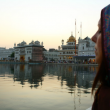 The Twelve Mums Of Christmas: Fiona Gillott's spiritual trip across India