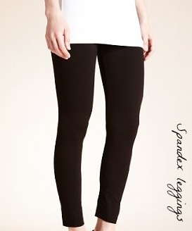 Cherry Healey, Marks and Spencer, leggings, fashion