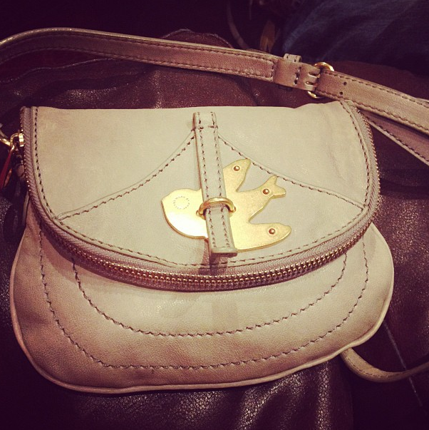 Marc Jacobs bag, cross body bag