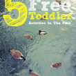 5 Fun Free Things For Toddlers To Do In The Park
