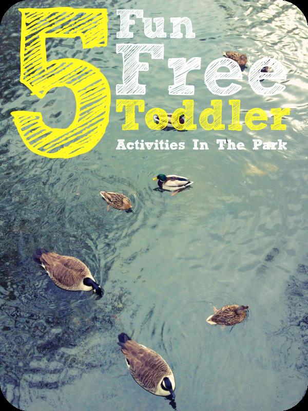 free toddler fun