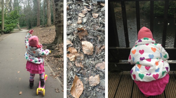 Toddler fun at Kelsey Park