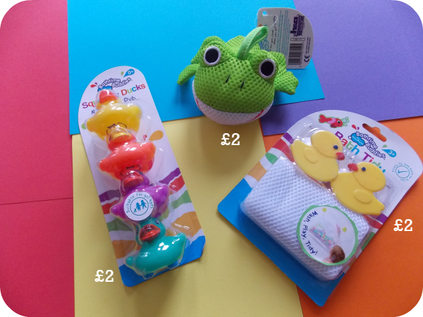 Bath Toys Review
