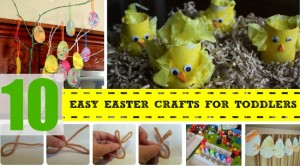 How to make Easter crafts with kids