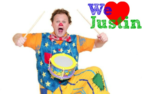 We love Justin Fletcher