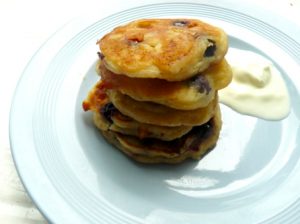 American style pancakes for toddlers