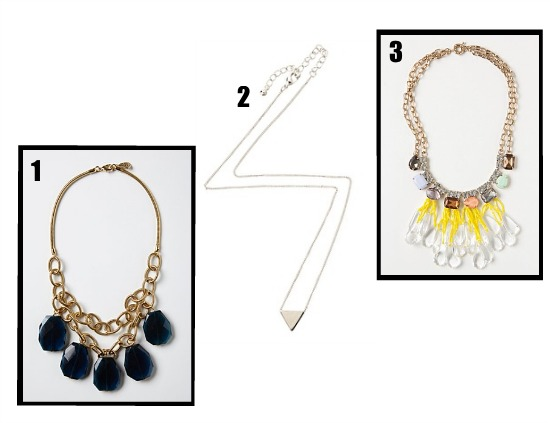 The best statement necklaces on the high street