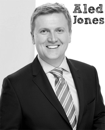 Mum crush on Aled Jones