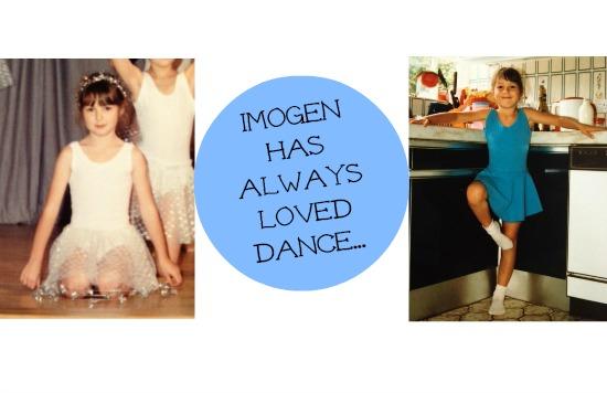 TutuTallulah founder Imogen Uttley's dance photos