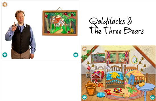 Justin Fletcher's first kids app