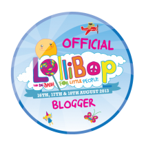 LolliBop 2013 Official blogger