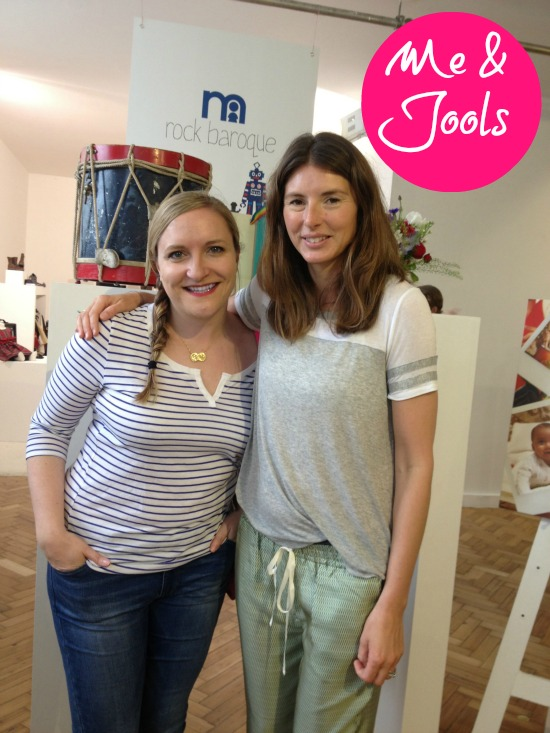 Jools Oliver and the Mothercare launch