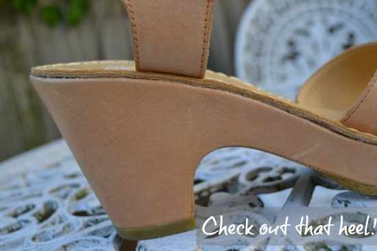 Clarks shoes - great for mums