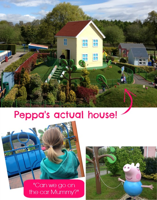 Peppa Pig World - Peppa's House