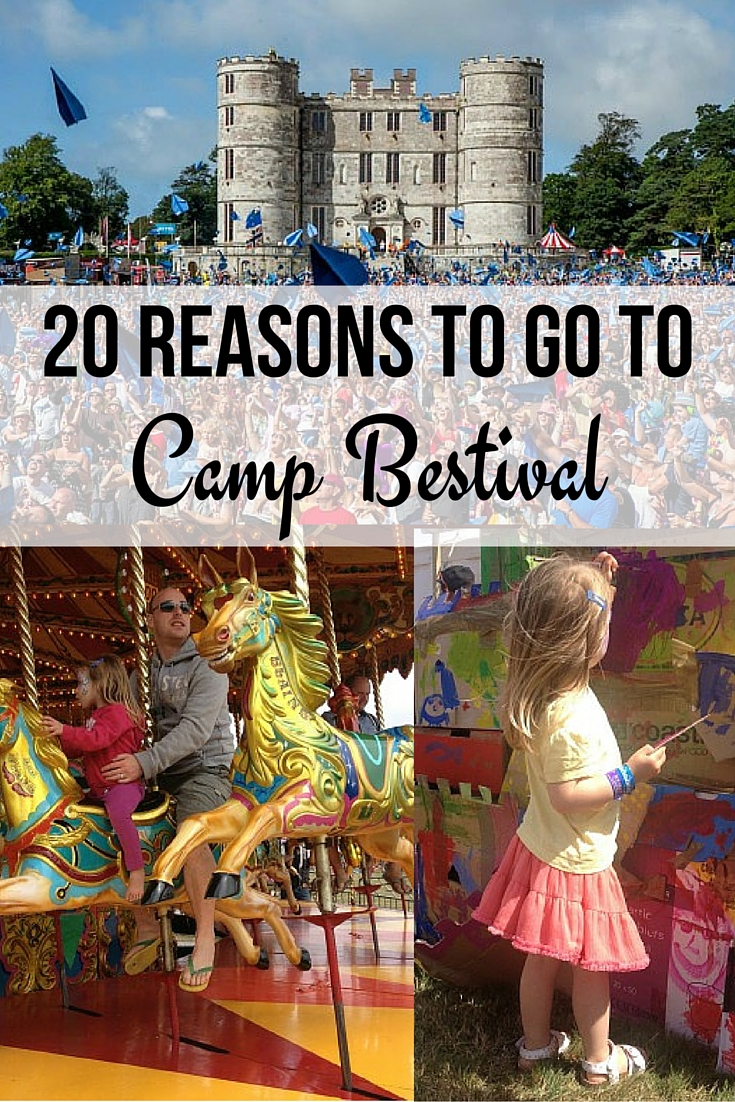 WHY CAMP BESTIVAL IS A BRILLIANT FAMILY FESTIVAL