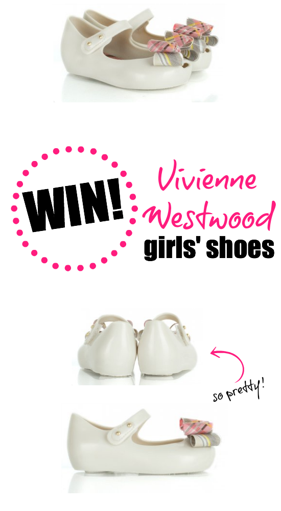 Win Vivienne Westwood shoes