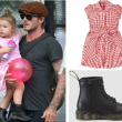 Harper Beckham: Steal Her Girly Doc Marten Style