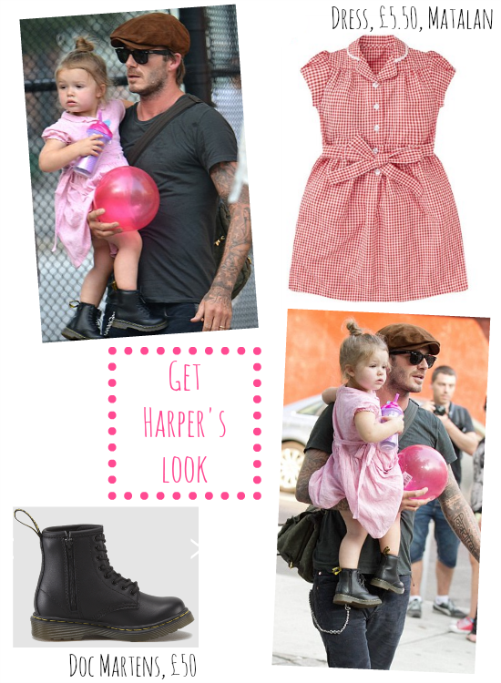 Steal Harper Beckham's Style - Not Another Mummy Blog