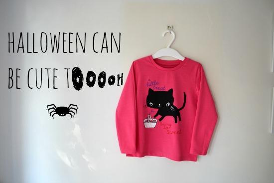 Morrisons Nutmeg Halloween Kids t-shirt