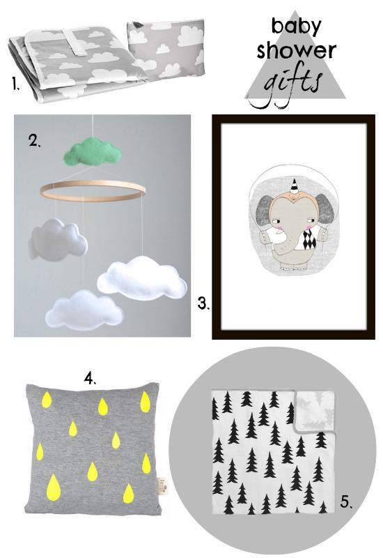Brilliant baby shower gift ideas