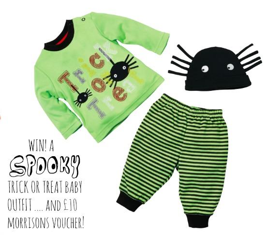 morrisons nutmeg kids clothes go spooky not another. Black Bedroom Furniture Sets. Home Design Ideas