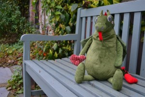 Ikea Soft Toys For Education dragon