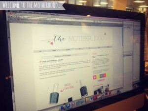 Welcome to The Motherhood blog