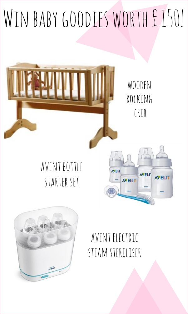 Win Argos baby products