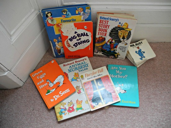 Children's books from the 1980s