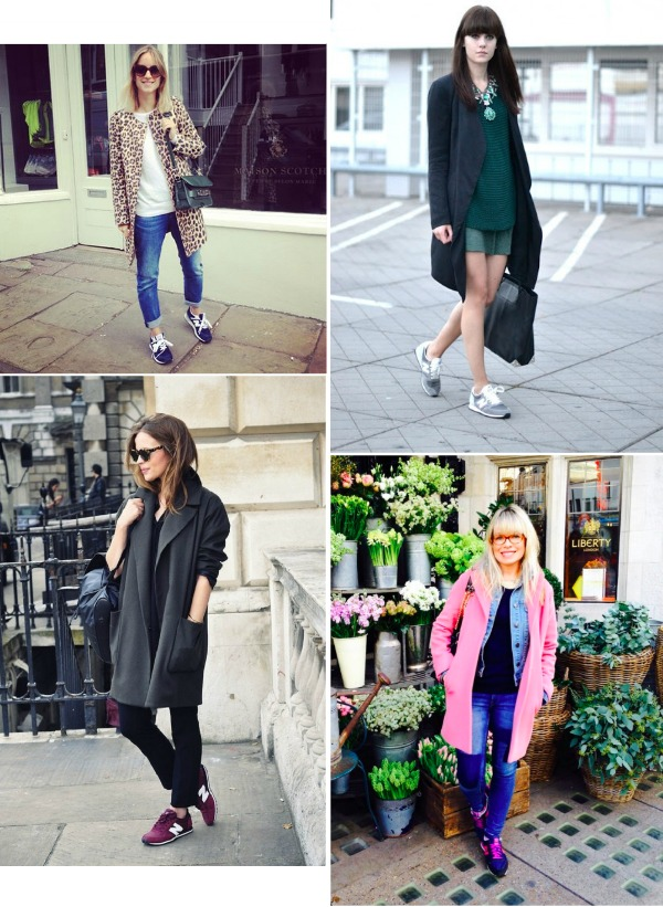 How to wear New Balance trainers with style
