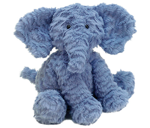 Jellycat elephant toy