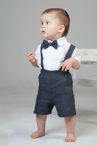 Smart outfit for boys