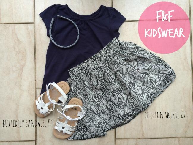 F&F kidswear