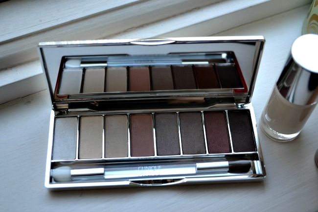 Clinique eye shadow palette