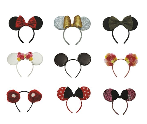 Minnie Mouse ears from Asos