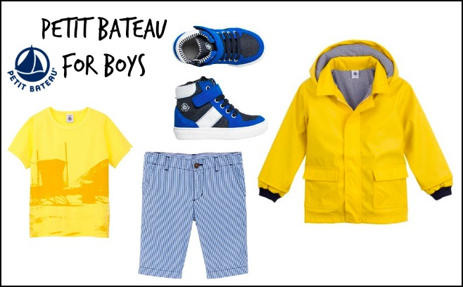 Gorgeous outfits for kids from Petit Bateau