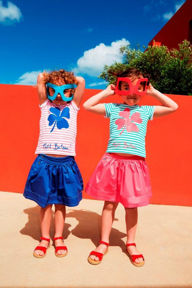 Petit Bateau kidswear
