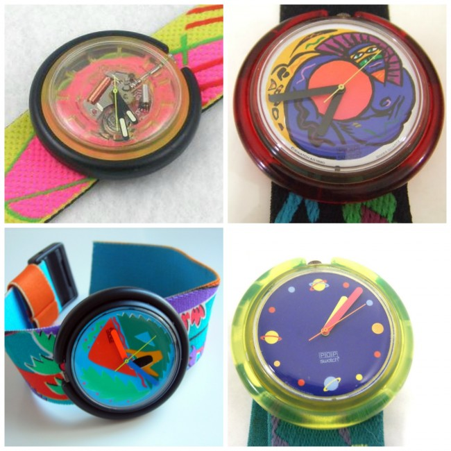 Pop swatch love!