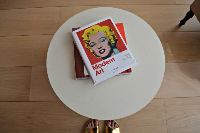 London Edition hotel books
