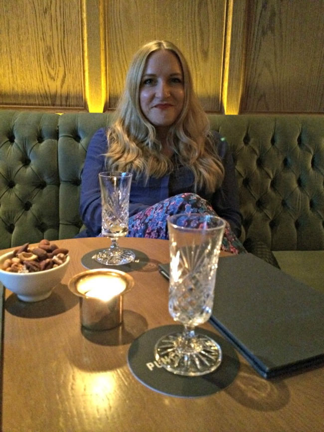 The Punch Room, London