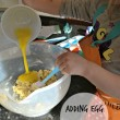 Baking With Kids: The Fantasy V The Reality