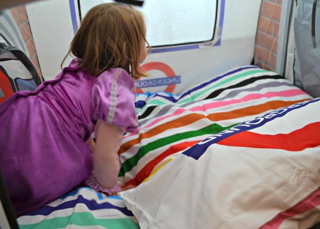 tube tent for kids