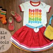 My Little Bird By Jools Haul
