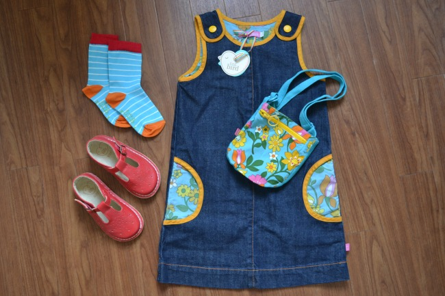 Retro clothing from Little Bird By Jools at Mothercare